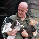 Some of our Homebred Dogs - Oct '07, Mordor Gun Dogs, International Training &          Breeding, Perthshire, Scotland