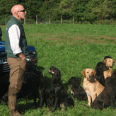 Working, Mordor Gundogs, International Training & Breeding,          Perthshire, Scotland